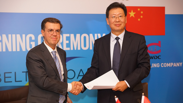 İhlas Holding and Petro China signed a business agreement - İhlas